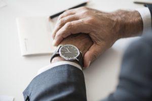 étiquette du leadership au travail