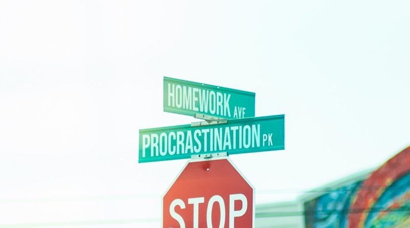 5 astuces pour lutter contre la procrastination